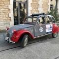 Livraison et reprise de la 2CV dans Bordeaux