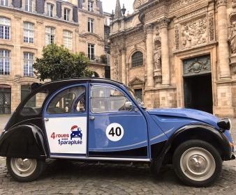 Virée Bordeaux Méconnu 1H30