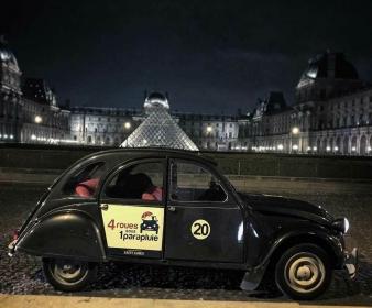Découverte Paris Eternel by Night 45min