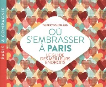Livre - Où s'embrasser à Paris