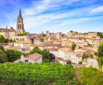 Visite du vignoble de Saint-Émilion