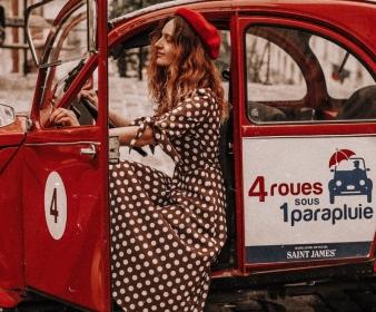 Virée Paris Mon Amour 2H00