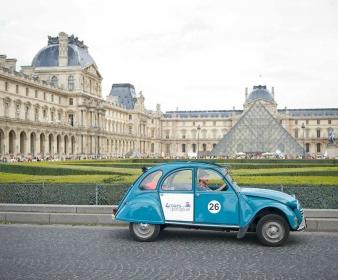 Fuga Parigi Eterna 45 mn