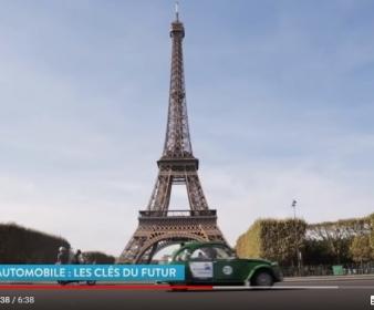 France 3 - Gennaio 2018