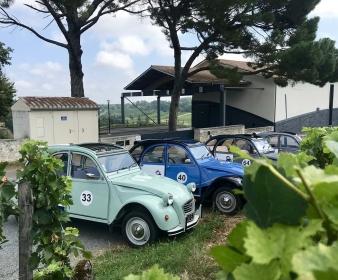 """Découvrez notre """"Rallye Evasion à Saint Emilion"""""""