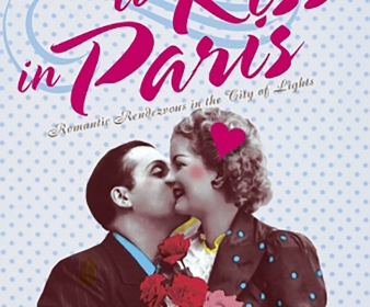 Livre - Best places to kiss in Paris